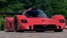 Este é o belíssimo protótipo do Grupo C da Alfa Romeo que jamais competiu