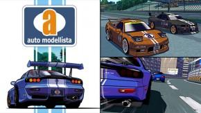 Auto Modellista: o game de corrida que te colocava dentro de um anime