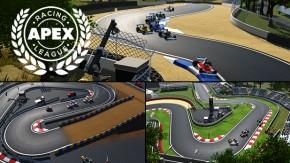 Apex Racing League, o game que promete trazer de volta a diversão dos arcades de visão aérea