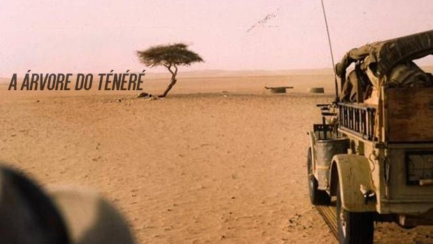 <i>L&#8217;arbre du Ténéré</i>: a árvore mais isolada do mundo foi destruída por um motorista bêbado
