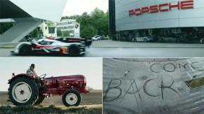 Porsche agradece à Audi pelas disputas em Le Mans – e também dá uma bela cutucada