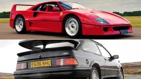 Os carros mais legais lançados em 1987 – que vão poder ser importados para o Brasil