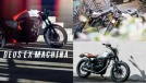 Divindades nas máquinas: as incríveis motos customizadas Deus Ex Machina