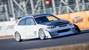 Prepare os ouvidos para o berro deste Honda Civic de time attack da Garage Work