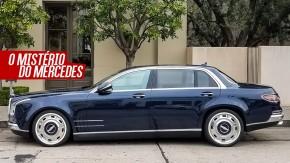 600 Royale: o misterioso tributo moderno ao Mercedes-Benz 600