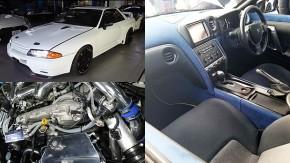 Um Skyline GT-R R32 com toda a mecânica do Nissan GT-R é o mais novo projeto insano da Top Secret