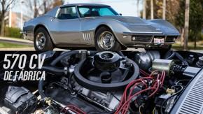 L88: o raríssimo Corvette de 570 cv que a Chevrolet fez em 1967 – e escondeu de todo mundo