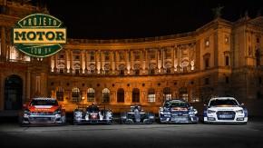 Do WEC ao WRC: os segredos dos principais carros campeões do automobilismo em 2017