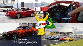 Um Mazda RX-7 FD no Brasil, acelerando um Fiat Palio do Brasileiro de Marcas, um Maverick V8 e seu dono de 85 anos de idade e mais nos melhores vídeos da semana!