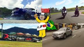 Motos esportivas na pista, os carros do Mustang Club de SP, uma cegonha cheia de Opala e mais nos melhores vídeos da semana!