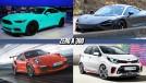 Mustang terá versão híbrida, os detalhes do novo McLaren, o novo Kia Picanto e mais!