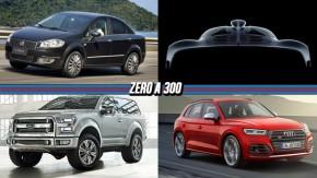 Fiat encerra produção de cinco modelos de uma só vez, a primeira imagem do hipercarro Mercedes-AMG, a volta do Ford Bronco e mais!