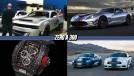 """Dodge Demon foi revelado """"sem querer"""" por Vin Diesel em dezembro, McLaren lança relógio de US$ 1 milhão, Shelby Super Snake faz 50 anos e ganha 760 cv e mais!"""