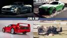 Ford revela Mustang conversível, Mercedes-AMG GT R desembarca no Brasil, Ferrari F40 de Eric Clapton a venda e mais!