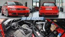 Vamos babar um pouco nesta Audi RS4 Avant de primeira geração com apenas 188 km rodados