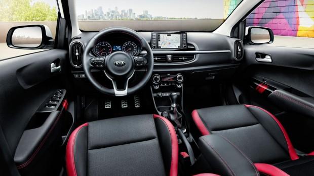 3rd-generation-kia-picanto_gt-line-interior