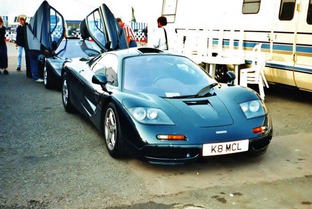 46. McLaren F1 (XP5) (1994)