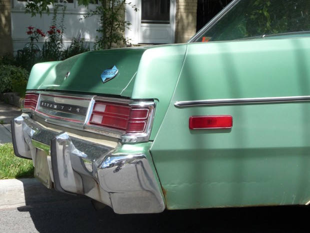 74_Valiant_Rear_Bumper