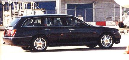 Bentley Java Estate R
