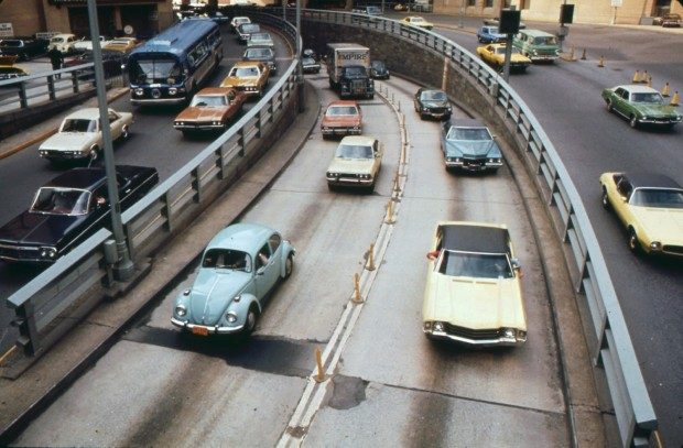 Brooklyn-Battery Tunnel 1973