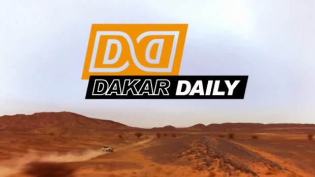 Confira o resumo do 9º dia do Rally Dakar na Red Bull TV!