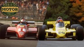Gêmeos na pista: os carros de Fórmula 1 que nasceram do mesmo projeto