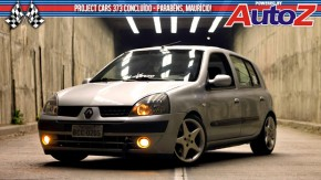 Renault Clio 1.6 16v de track day: a conclusão do Project Cars #373
