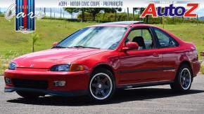 Project Cars #394: a história do meu Honda Civic Coupé 1.8