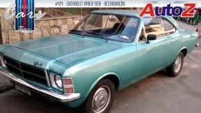 Project Cars #424: a história do meu Chevrolet Opala 1978
