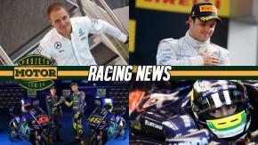 Bottas na Mercedes, Massa de volta, Wehrlein na Sauber, morte no WRC, Sette Câmara fora da Red Bull e mais!