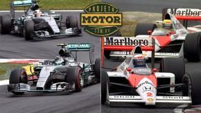 Fernando Alonso acha a Fórmula 1 de Senna e Prost mais chata que a atual. Será?