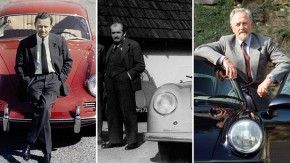 Três homens e um só nome: quais foram as criações de cada Ferdinand Porsche?