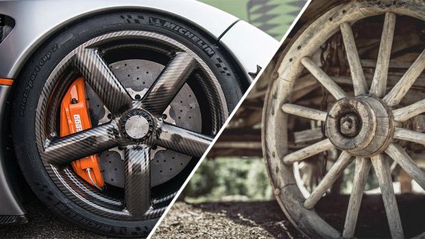 Afinal… quem inventou a roda? E como isso aconteceu?