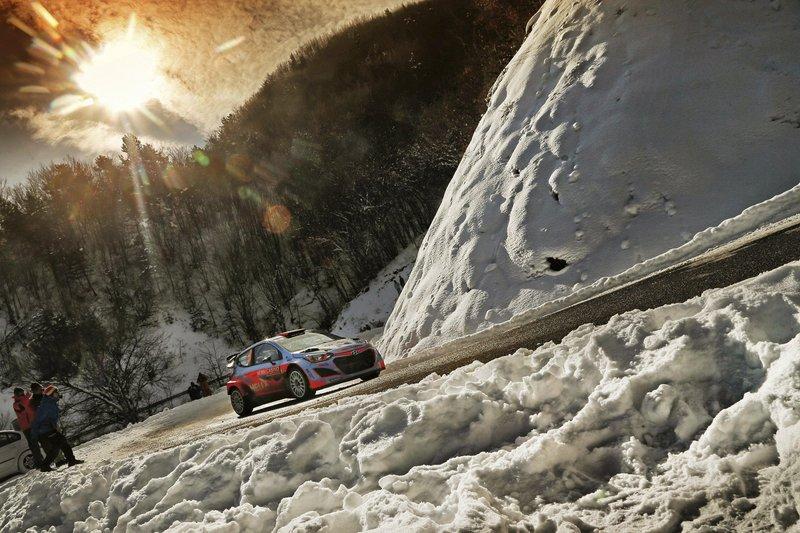 Você pode ver o Rally de Monte Carlo ao vivo