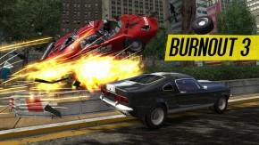 Burnout 3: Takedown, o arcade de corrida que te fazia bater para vencer