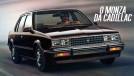 Cimarron: quando a GM tentou transformar o Monza em um Cadillac… e não conseguiu
