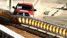 Estes novos guard-rails com roletes de borracha podem salvar vidas na estrada
