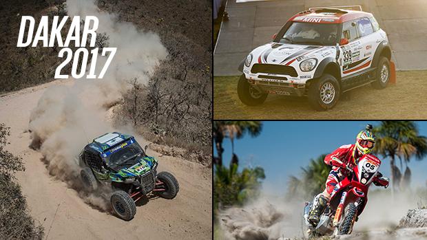 Rali Dakar 2017: tudo o que você precisa saber para acompanhar a corrida