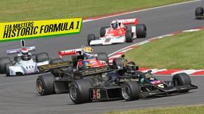 Você nunca mais vai querer saber da Fórmula 1 atual depois de conhecer a FIA Masters Historic F1