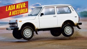 Lada Niva: a história do 4×4 soviético que inventou os SUVs modernos