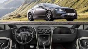 Jatinho executivo: o novo Continental Supersports é o Bentley mais potente e rápido da história