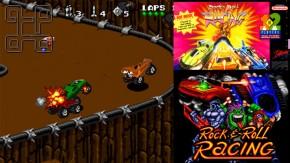 Rock n' Roll Racing: o clássico de corrida da era 16-bits que juntava velocidade e heavy metal