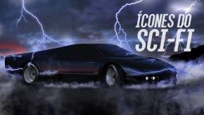 Os carros mais sensacionais da ficção científica – parte 2