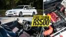 Sierra RS500 Cosworth: 30 anos do último hot hatch de tração traseira da Ford