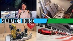 Os resultados da Vegas e-Race, conheça equipamentos de um simulador hardcore, as novidades do Assetto Corsa e muito mais!