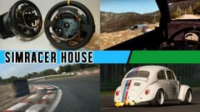 Automobilismo Virtual para PNE, novas pistas no RaceRoom e rFactor 2, novos carros no Project CARS e Assetto Corsa e muito mais