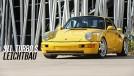 911 Turbo S Leichtbau, o raríssimo Porsche que trouxe a leveza de volta aos anos 1990