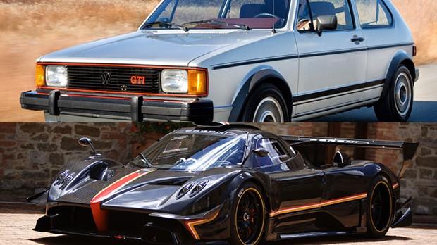 O que significam os nomes dos carros? – parte 3:  do Rabbit ao Zonda