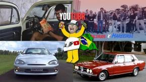 Estreia no YoutuBR, uma batalha de rap entre hondeiros e mareeiros, os segredos do Mazda MX-3 e mais nos melhores vídeos da semana!