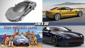Ferrari registra versão misteriosa da LaFerrari, sedã da Mercedes-AMG será apresentado em duas semanas, Toyota C-HR em Street Fighter e mais!